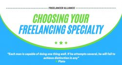 Choosing Your Freelancing Specialty